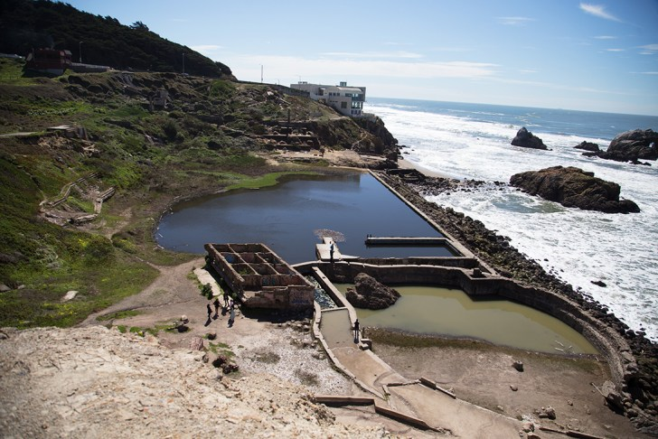 Sutro Baths San Francisco - Our trip to San Francisco - Travel for a Living