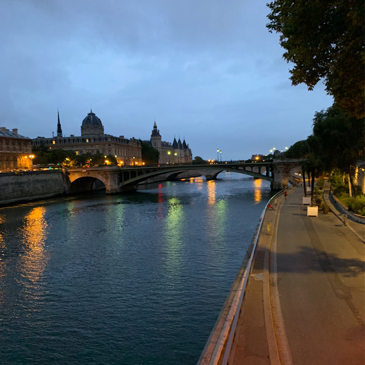Early mornings in Paris - How to experience Paris like a local - Travel for a Living