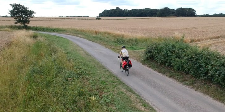 Cycle Touring in the UK - Travel for a Living
