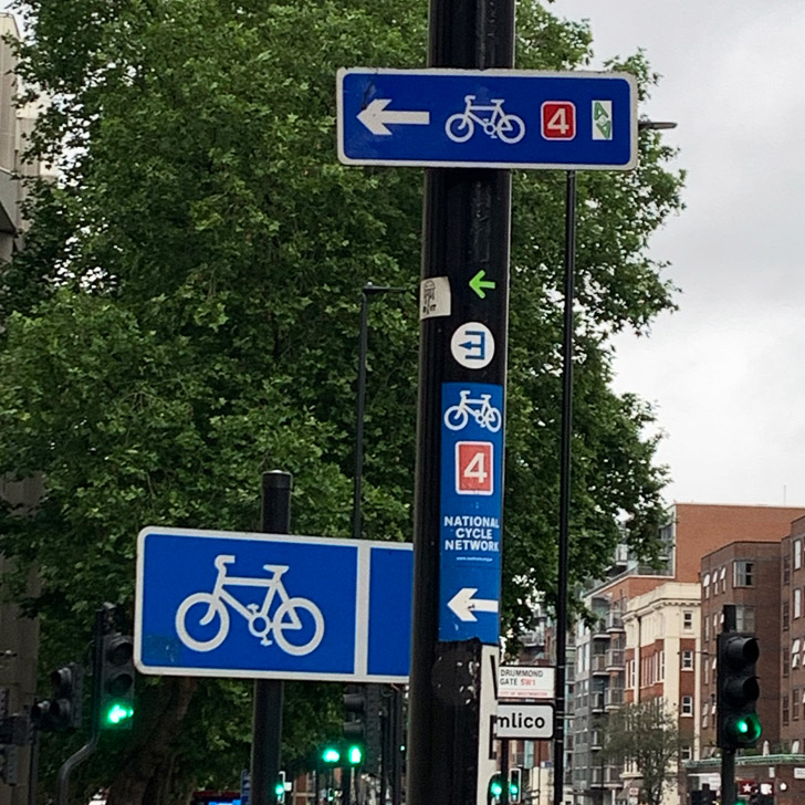 Cycling the Avenue Verte from London to the South Coast - Travel for a Living