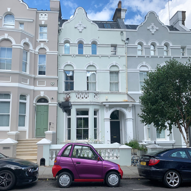Notting Hill Movie Locations Tour - Travel for a Living