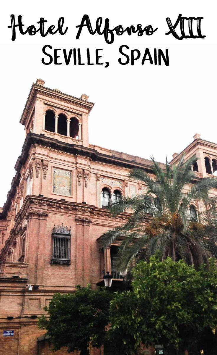 Hotel Alfonso XIII