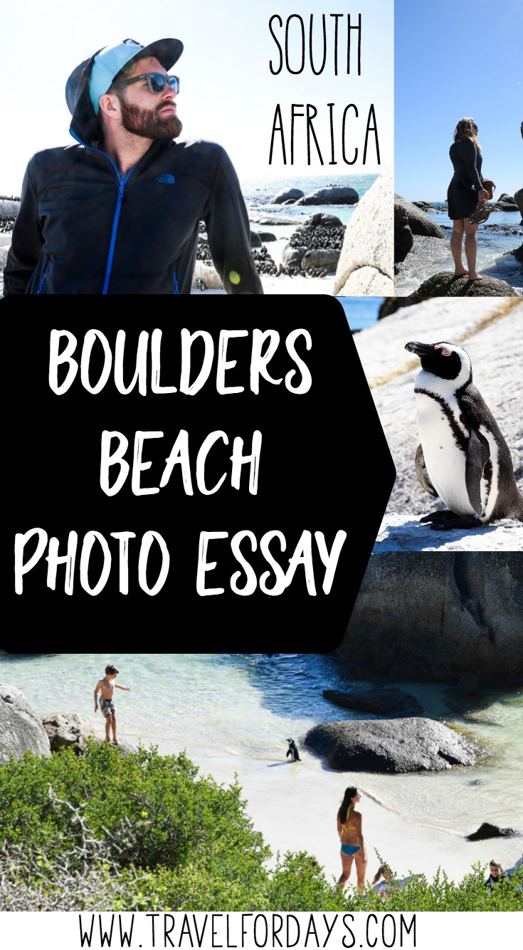 boulders beach photo essay