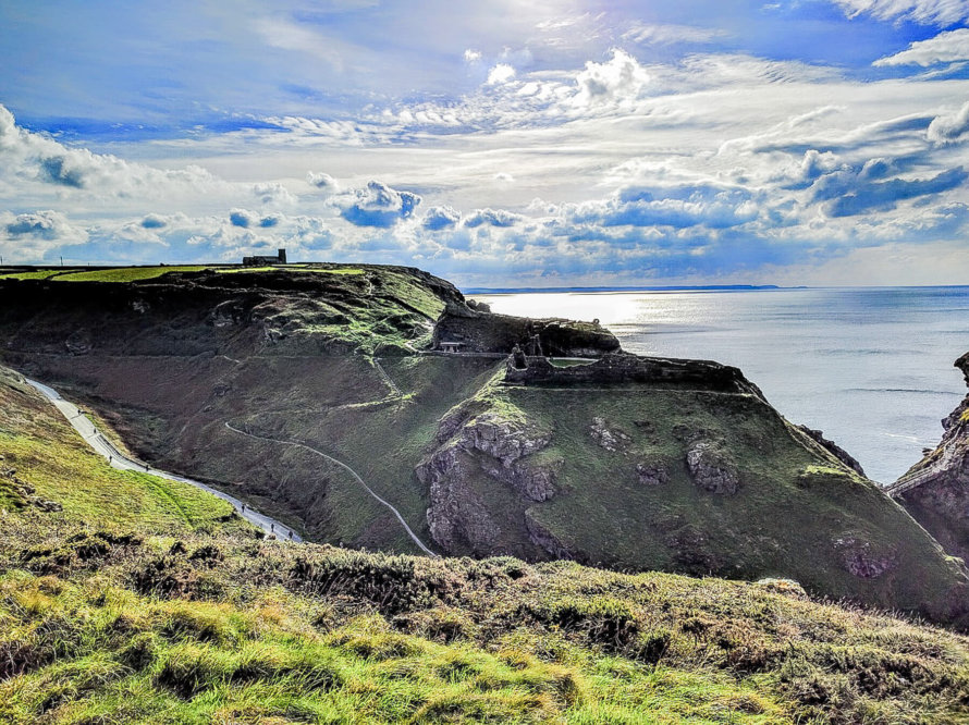 "TINTAGEL CASTLE, ""THE BIRTHPLACE OF KING ARTHUR"" – IS IT WORTH VISITING?"