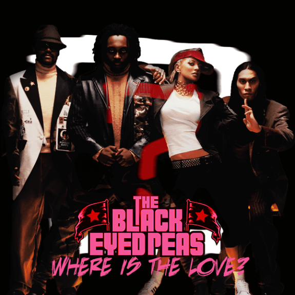 """Where is the Love"" The Black Eyed Peas - Song Cover"