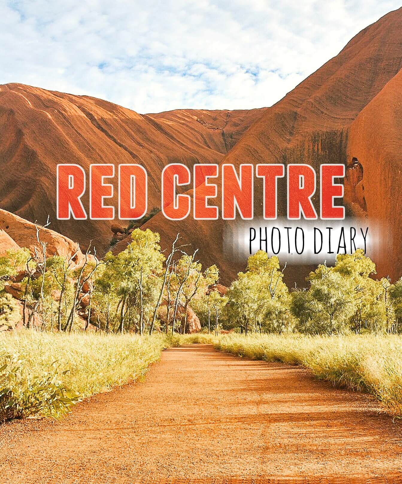 RED CENTRE PHOTO DIARY