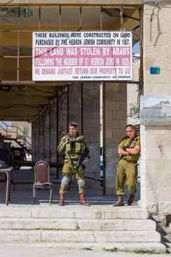 Hebron, Palestine.