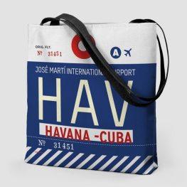 Airportag Custom Tote Bag
