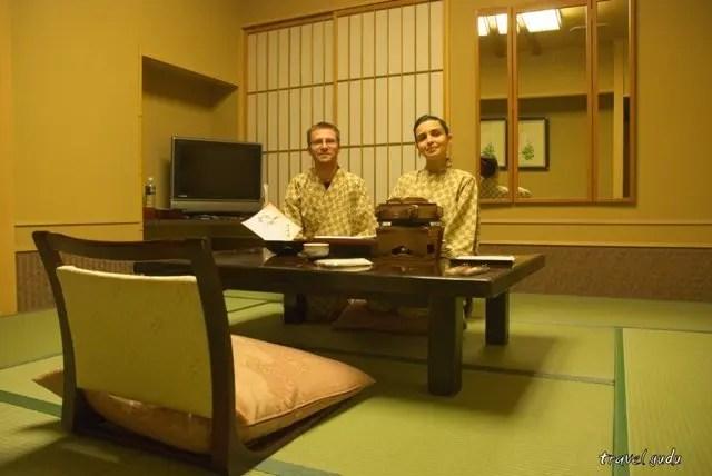 ryokan Giappone