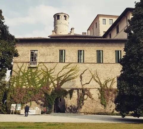 Il castello della Manta