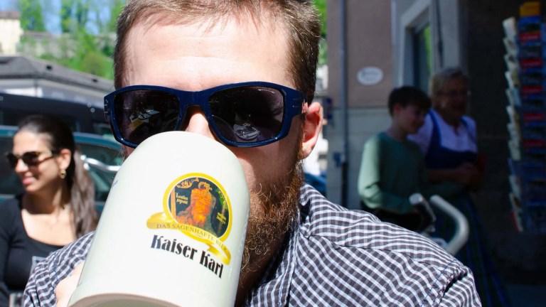 Salisburgo da bere: un percorso gustativo