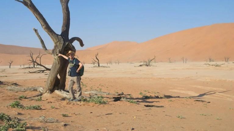 Itinerario in fuoristrada in Namibia