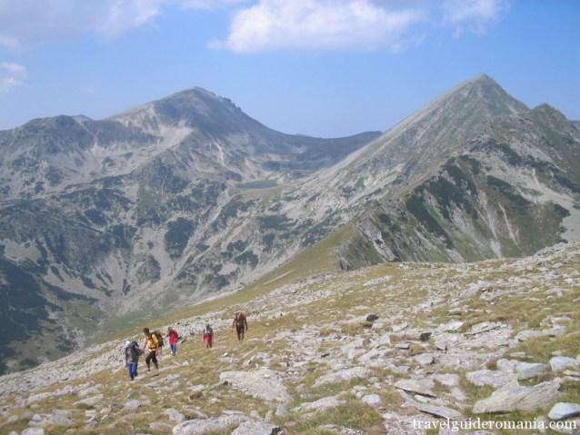 National Park of Retezat mountains