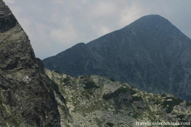 climbing in retezat mountains - Retezat peak