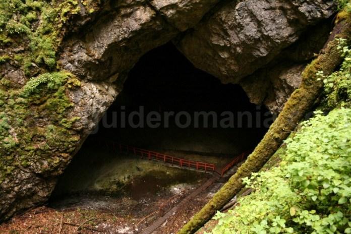 Pestera Scarisoara - ghetar subteran