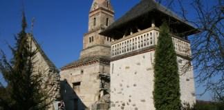 Church of Densus - thirteenth century