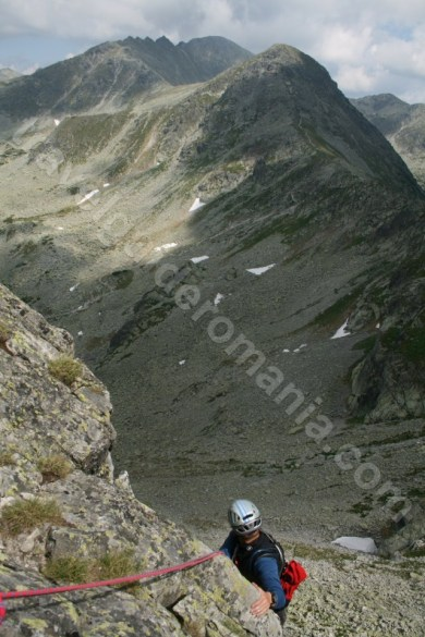 Alpinism in Muntii Retezat