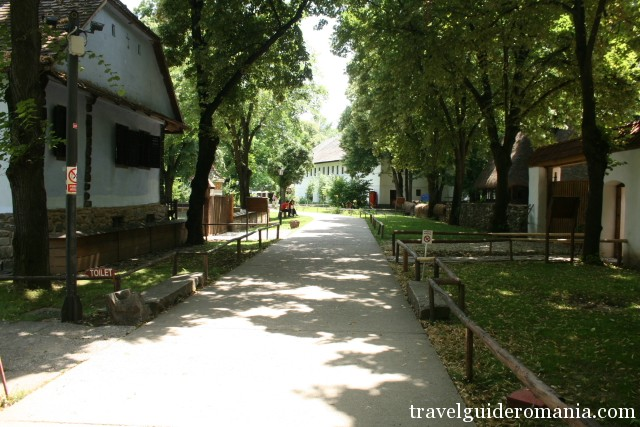 visiting Dimitrie Gusti National Village Museum in Bucharest