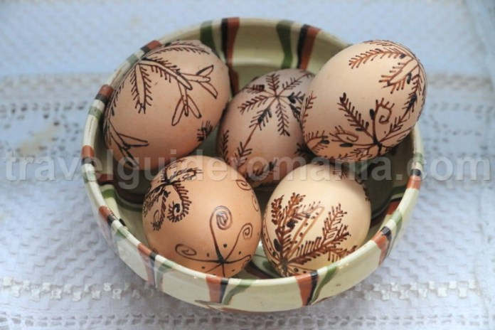 Decorarea ouălor la Paste - traditii in Romania