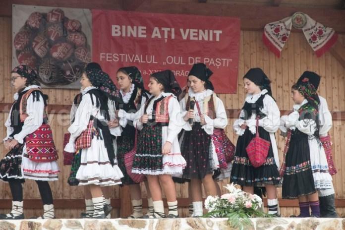 Festival traditional de Pasti