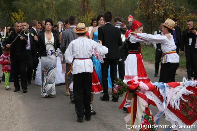traditional wedding celebrations