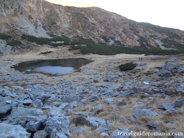 Iezerul Lake - Rodnei National Park