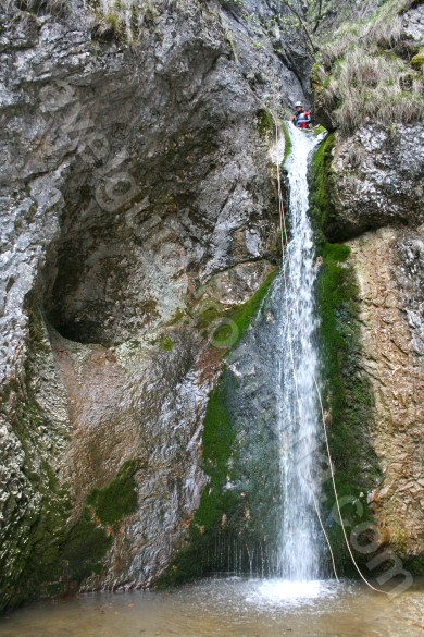 Canionul Oselu- Cascada lui Schmidl