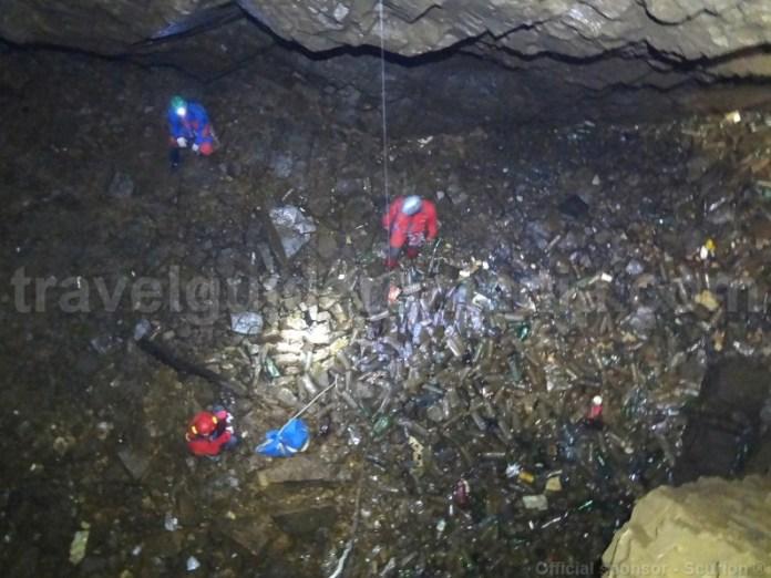 Dezastrul ecologic din Pestera Campeneasca