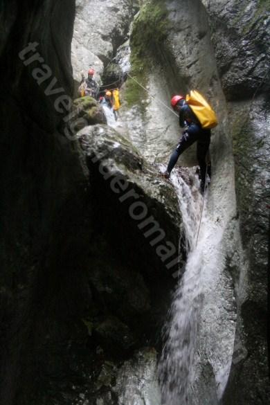 Romania salbatica - Canionul Cheia Rea