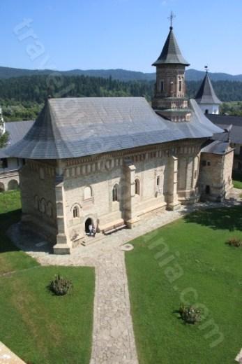 Biserica Inaltarea Domnului - Manastirea Neamt