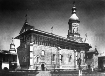 Biserica Manastirii Neamt - inainte de restaurare