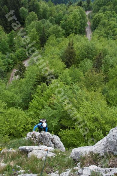 Traseu alpinism la Arieseni - Muntii Apuseni