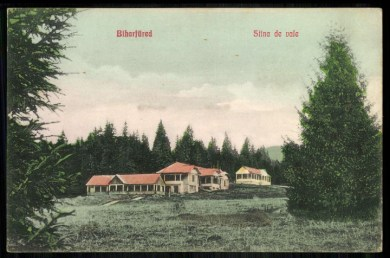 Istoria Statiunii Stana de Vale _1945_