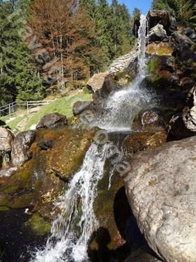 Izvorul Minunilor - Statiunea Stana de Vale - Muntii Bihorului