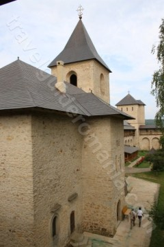 Mănăstirea Dragomirna -mitropolitul Moldovei Anastasie Crimca