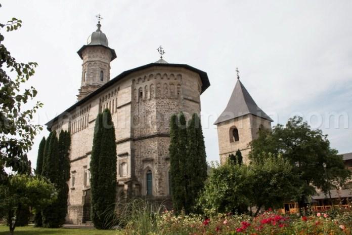 Manastirile din Bucovina - Manastirea Dragomirna