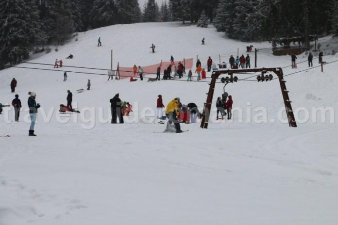 Obiective turistice din judetul Bihor - Statiunea Stana de Vale