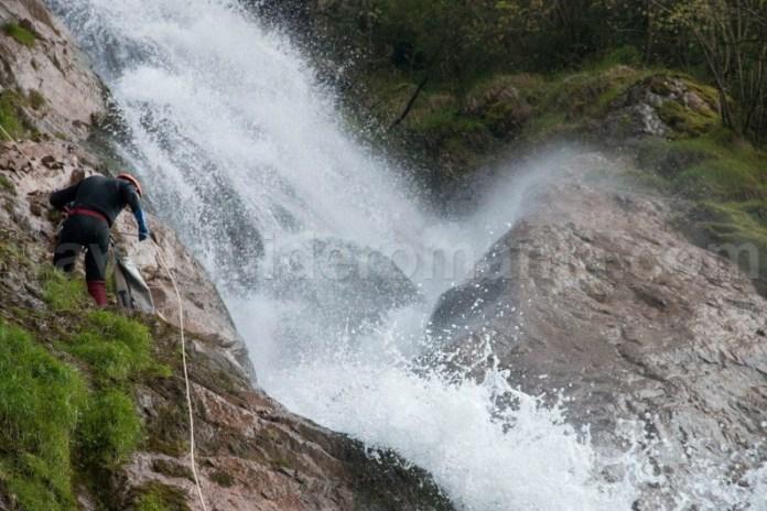 Aventura in Romania - Canionul Cailor
