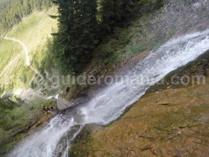 Cea mai inalta Cascada din Romania - Cascada Cailor - Muntii Rodnei