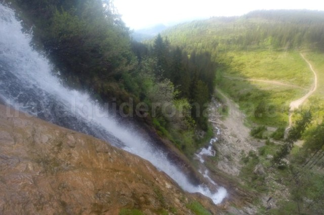Excursii de canyoning in Romania - Canionul Cailor