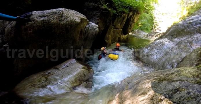 Canioane din Romania - Valea Marii - Muntii Retezat