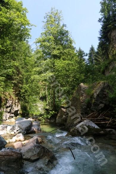 Vai din Retezat - Valea Marii
