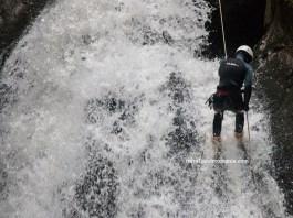 Canyoning in Muntii Apuseni