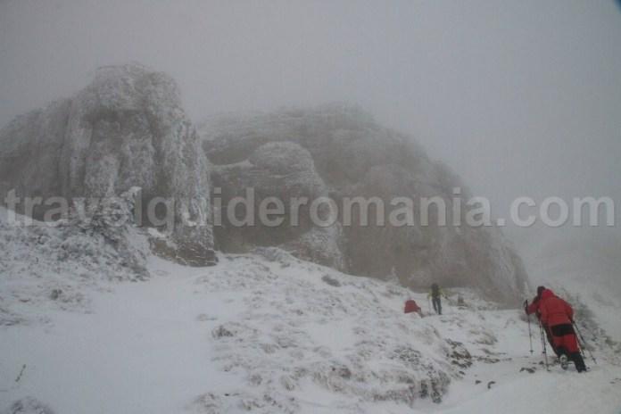 Urcare spre Varful Toaca - Muntii Ceahlau