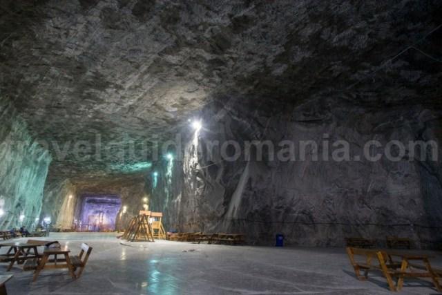 Vizita la Salina Praid - descopera Romania
