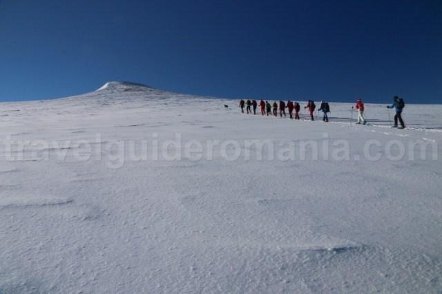 Ghidaj montan in Romania - Muntii Godeanu