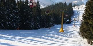 schi in Romania - Valea Jiului