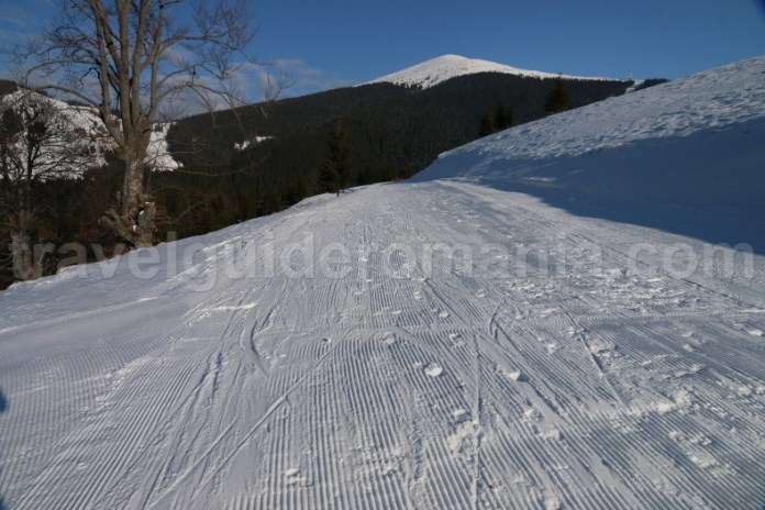Turism in Valea Jiului - Statiunea de schi Parangul Mic