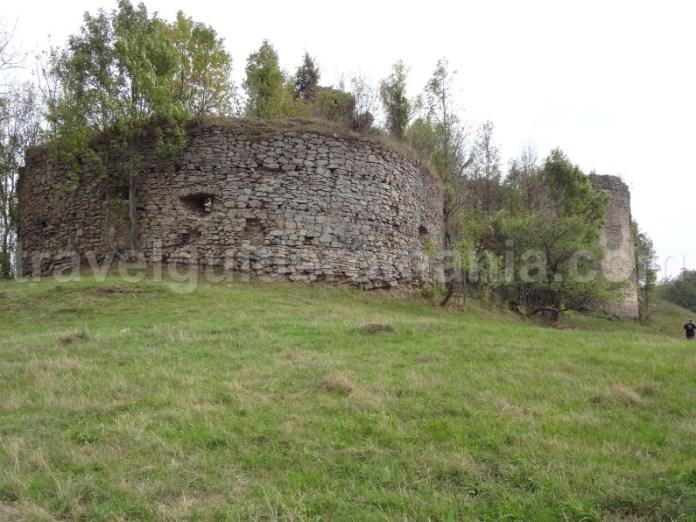Cetatea medivala Bologa - judetul Cluj