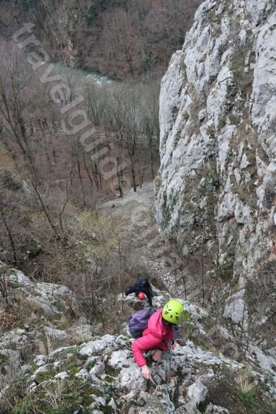Ghidaj montan in Muntii Apuseni - trasee de via ferrata